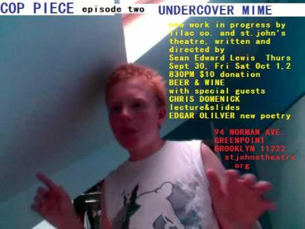 ep2 mime undercover