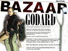 """BAZAAR GODARD"" LILAC CO (NYC) WINTER/SPRING 2007155 MILTON STREET GREENPOINT, BROOKLYN EVANGELICAL LUTHERAN CHURCH BASEMENT"