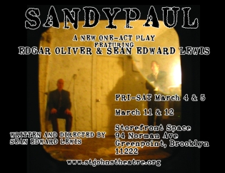 """""""SANDYPAUL"""" LILAC CO SPRING 2011 94 NORMAN STOREFRONT SPACE GREENPOINT, BROOKLYN"""