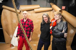 Sean Edward Lewis, Ulla Warchol (art direction/set design), Juilie Hair (sound/live score)