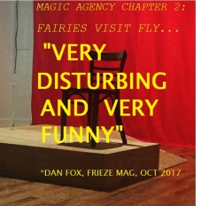 magic agency chapter 2 fairies visit fly DAN FOX